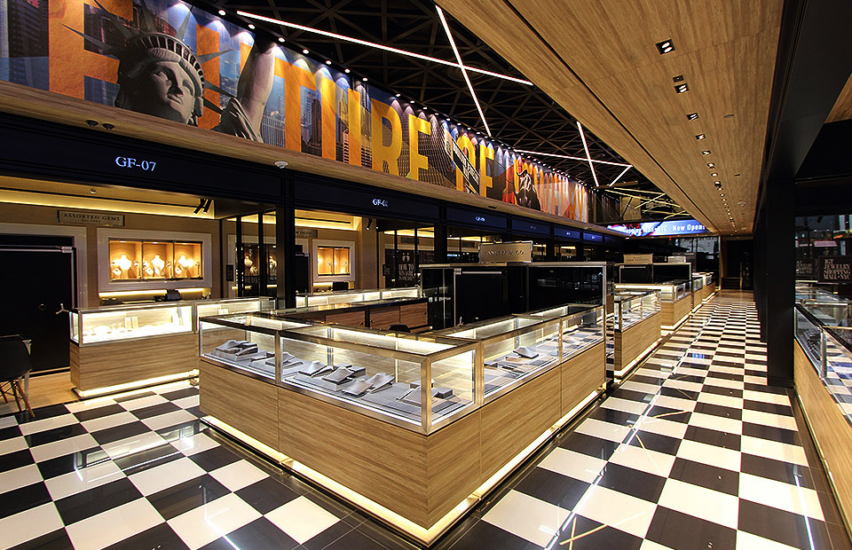 Igt new york al veri merkezleri gayrimenkul for Big box hotel bomonti